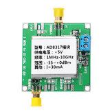 DC5V AD8317 Module RF Puissance Compteur Logarithmique Détecteur Puissance Contrôleur Amplificateur De Signal Fm HF VHF