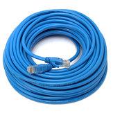 20M RJ45 CAT6 1000Mbps Kabel Jaringan LAN Ethernet Transmisi Cepat