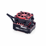 Surpass Hobby Rocket 160A V2 Brushless Top Special ESC Li 2~3S For Inductive Drift Suitable For 1/10 Drift RC Car Parts