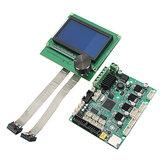 3D Drucker Upgrade Mainboard Steuerplatine + LCD-Bildschirm für Creality CR-10S/S4/S5