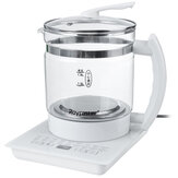 800W Multifunctional Electric Health Kettle 1.6L Tea Soup Stainless Steel Household Decoction Pot