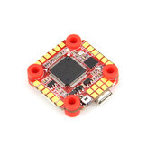 20mm HGLRC Zeus F722 mini MPU6000 3-6S F7 betaflight Flight Controller w / OSD Barometer BLACKBOX 5UARTS لـ DJI Air Unit Caddx vista FPV Racing RC Drone Freestyle رباعي