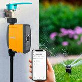 Connessione WIFI Sistema di irrigazione intelligente automatico Timer per irrigazione Sensore di umidità del suolo Controller per irrigazione da giardino
