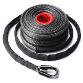 9.5mm x28m Synthetische Winch Line Kabel Rope 20500LBs ATV SUV Recovery Rope