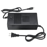54.6V 2A 48V Power Charger For Lithium Battery Electric Scooter E-Bike