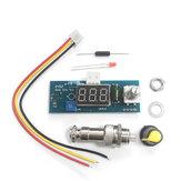STC T12 DIY Dijital Lehimleme Demir İstasyon Sıcaklık Kontrol Panosu Kit for HAKKO T12 T2 Kolu