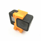 URUAV Shock-absorbing 3D Printed Mount for Gopro 5/6/7 Action Camera RC FPV Racing Drone