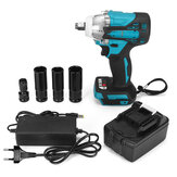 2 in1 18V 800N.m. Li-Ion Brushless Cordless Electric 1/2