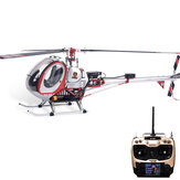 JCZK 300C 470L DFC 6CH 3D Super Simulatie Smart RC Helicopter RTF met GPS One-key Return Hover