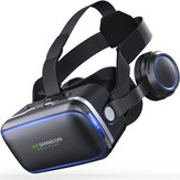 Baakeey VR Brille Virtual Reality Head-Mounted Game 3D-Brille mit Headset