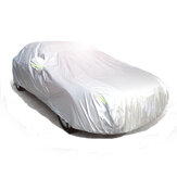 Universal For Sedan Car Cover Indoor Outdoor Sun UV Snow Dust Resistant Protection