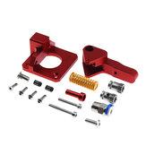 Kit de extrusora de doble accionamiento remoto con motor y soporte para impresora 3D CR-10/CR-10S Pro/Ender-3/Ender-5