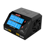 ULTRA POWER UP6 + AC 2x150 W DC 2x300 W 2x16A Dual Channel Bateria Balanceador Carregador Discharger