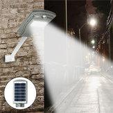 20W solare Sensore di luce radar con controllo della luce LED Lampione stradale da esterno impermeabile lampada
