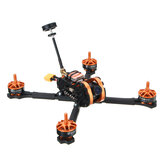 Eachine Tyro99 210mm DIY Version FPV Racing RC Drone F4 OSD 30A BLHeli_S 40CH 600mW VTX 700TVL Camera