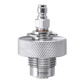 Male/Female Stainless Steel 300Bar Din Valve Filling Adapter For Paintball Air Tool Air