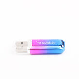 USB3.0 256G VK Gradient Illuminated USB Flash Laufwerk 32G 64G 128G Speicherdiskette Flash Disk Plastic Portable U Disk