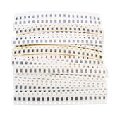 1980Pcs 33 Values 20 Each 1206 SMD Resistor Kit Assorted Kit 1ohm-1M ohm 1% Sample Kit