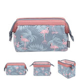 New Fashion Polyester Multifunctional Women Cosmetic Bag Portable Storage Bag Travel High Quality Makeup Bag