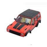 Kit guscio carrozzeria 1/10 RC 313mm per Axial Scx10 90046 90047 modelli di veicoli RC