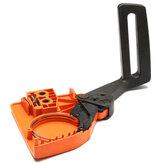 Sierra de cadena Starter Brake Assembly Jardinería Potencia herramienta Accesorio para Husqvarna 136 137 141 142
