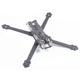 Skystars G730L Part 4mm Thickness Replace Frame Arm Carbon Fiber for RC Drone FPV Racing