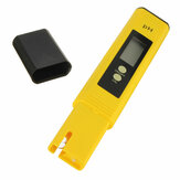 Portabel Digital PH Meter Tester Aquarium Renang Air Anggur Urine LCD Pen Monitor