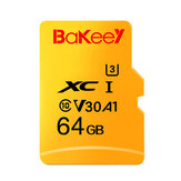 Bakeey BK-TF1 Memory TF Flash Card 16GB 64GB 128GB U3 A1 V30 Micro SDHC Card SDXC Card With Card Adapter For Smartphone Tablet Switch Speaker Drone Car DVR GPS Camera