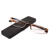TR90 360 Degree Rotatable Reading Glasses with Case