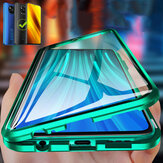 Bakeey for POCO X3 NFC Case 360º Magnetic Flip Touch Screen Double-Sided 9H Tempered Glass + Metal Full Body Protective Case Non-original