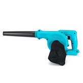 Handheld Vacuum Dust Cleaning Blower Air Blowing Garden Leaf Collecting Machine