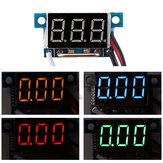0.36 Inch DC Current Meter DC0-10A 4-30V Digital Display With Reverse Connection Protection Ammeter