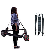 BIKIGHT Scooter Carrying Strap Oxford Cloth Adjustable Shoulder Strap Cross-body Bandage For Mjia M365 Electric Scooter