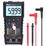 MUSTOOL MT110 Pengukur Otomatis Multimeter True RMS Digital 6000 Counts Display Multimeter