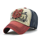 Spring Vogue Letter Printted Peaked Hats For Men Women