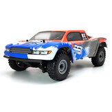 RGT 136163 1/16 2.4G 2WD High Speed Waterproof RC Car Desert Off-Road Desert Truck Voertuigmodellen