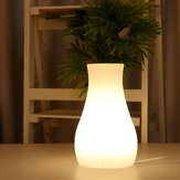 Rechargeable Colorful LED WiFi APP Control Night Light Smart Table Lamp Vase Shape Decor Compatible with Alexa Google Home