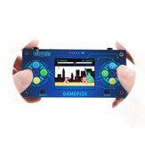 Waveshare GamePi20 2.0 polegadas IPS Display Console de videogame com base em acessórios Raspberry Pi Zero Zero W Zero WH