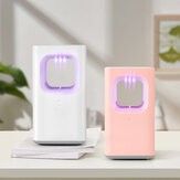 USB Electric Mosquito Killer LED Nachtlichtfallenlampe Fly Bug Pest Zapper für Home Indoor Camping