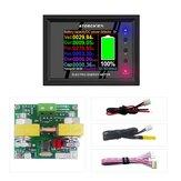 DT24P 1000 V / 100A shunt externe numérique alimentation cc voltmètre ampèremètre Batterie coulomètre capacité ampèremètre Batterie compteur de carburant pour App