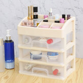 1/2/3 Layer Cosmetic Makeup Organizer Holder Tidy Storage Jewelry Box Shelf Cabinet Drawer