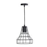 E27 Lampada a sospensione a sospensione vintage retrò lampada Decorazione per la casa