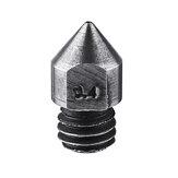 5 шт 0,4 мм 1,75 мм сопло из закаленной стали для Creality CR-10 / Ender3 Anet / Makerbot 3D-принтер часть высокая термостойкость