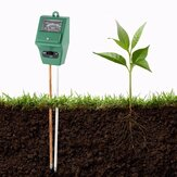 3 in 1 Garden Soil Analysis Tester Hygrometer Acidity PH Light Test