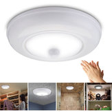 Ultra Bright Wireless Battery Powered Motion Sensor LED Plafondlamp Kastlamp