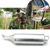 Mountain Bike Bicycle Turbine Motorcycle Sound Exhaust Pipe With Adjustable Motocard