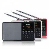 Tecsun D3 FM Stereo Radyo Müzik MP3 Dijital Şarkı Seçimi TF Kart Taşınabilir Radyo Yaşlılar için Dahili Hoparlör ile