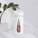 350 ml Luftfugter Timing Aromaterapi diffusermist Maker med LED natlys