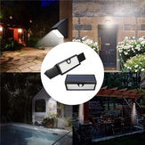 71 LED Solar Powered Motion Sensor Wall Light Stretchable Waterproof Outdoor Sercurity Lamp