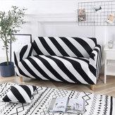2/3 местный эластичный чехол для дивана, протектор стула, сиденья, эластичный диван, Чехол, чехол для дома, офиса, мебель, украшения